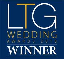 LTG Wedding Awards 2018 winners logo 1