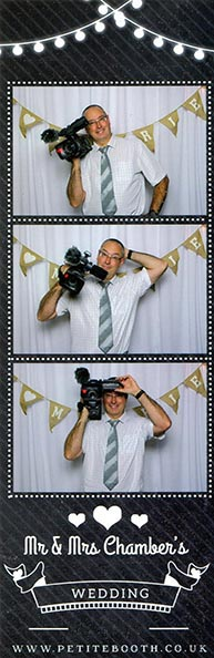 Peter Burnett Experienced and Reliable Wedding Videographer